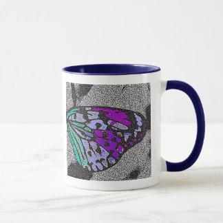 butterfly wing Cofffee Mug