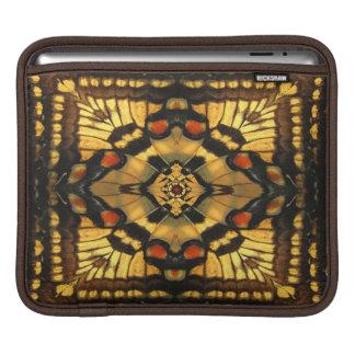 Butterfly Wing Kaleidoscope iPad Sleeve