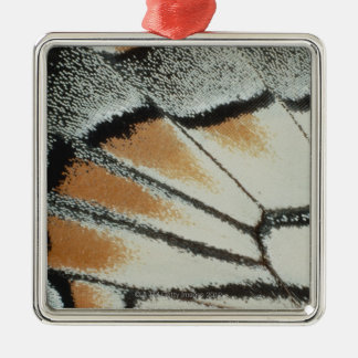 Butterfly Wing Metal Ornament