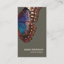 Butterfly Wing Nature 2 Business Card