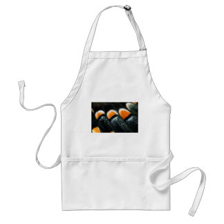 Butterfly Wing Scale Pattern Adult Apron