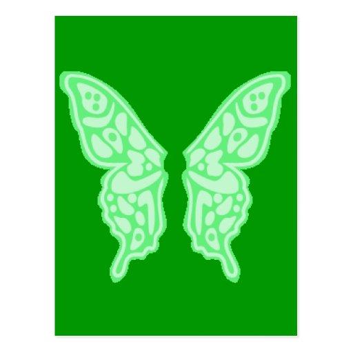 Butterfly Wings 3 Postcard