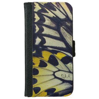 Butterfly Wings Design iPhone Wallet