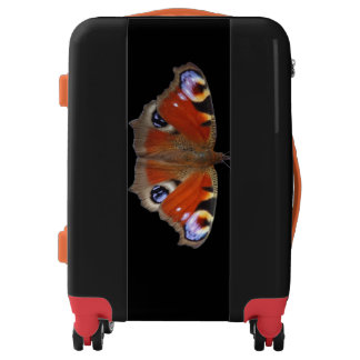 butterfly wings luggage