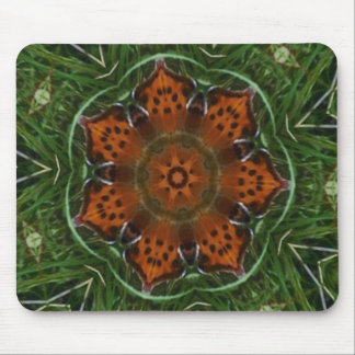 Butterfly Wings Mouse Pad