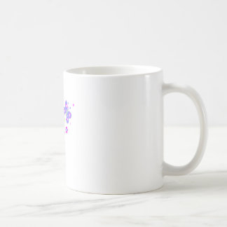 butterfly with hearts coffee mug