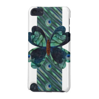 Butterfly with Peacock Eyes iPod Touch (5th Generation) Case
