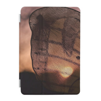 Butterfly With Sunset iPad Mini Cover