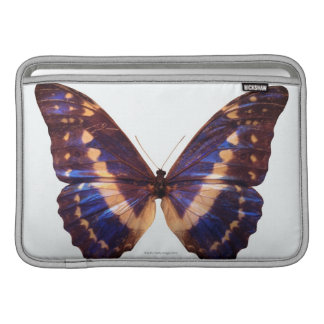 Butterfly with wings spread 3 sleeve for MacBook air