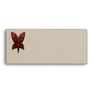 Butterfly Woman Envelopes