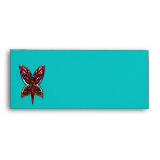 Butterfly Woman Envelope