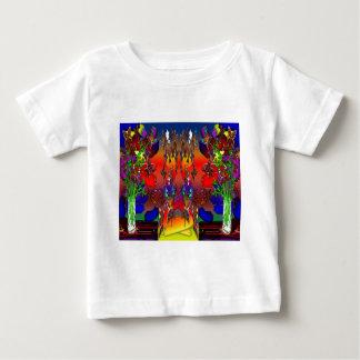Butterfly Woman Flying Budda Plants Apparel Baby T-Shirt