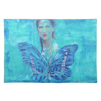 """""""Butterfly Woman"""" Placemats"""