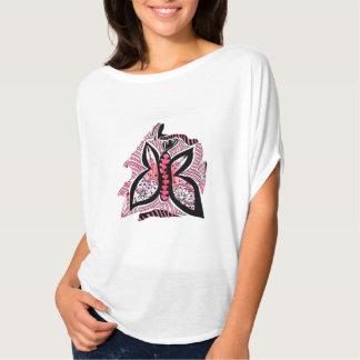 Butterfly Women's Bella Flowy Circle Top Tshirts