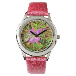 Butterfly Wristwatch
