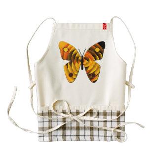 Butterfly Zazzle HEART Apron