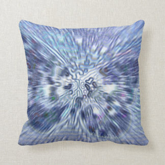 Butterfly Zoom Throw Pillow