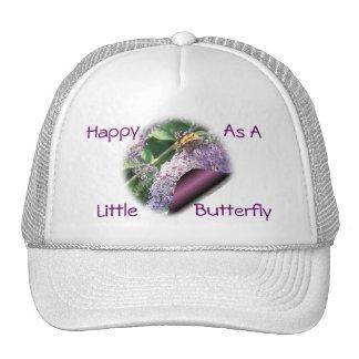 ButterflyCap-customize Trucker Hat
