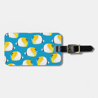 Butterflyfish Bag Tag