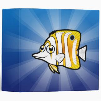 """Butterflyfish del dibujo animado carpeta 2"""""""