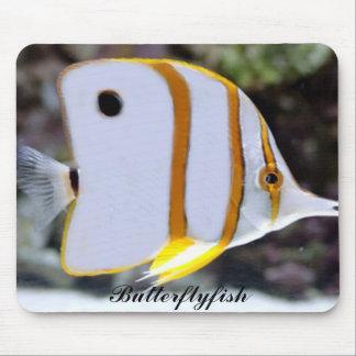 Butterflyfish Mousepad
