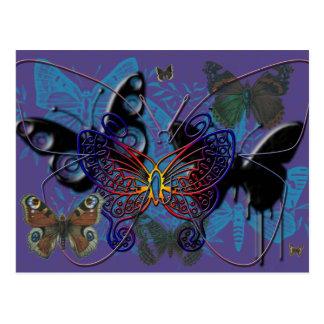 ButterflyMedley Postcard