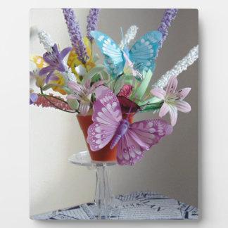 butterflys 1.jpg plaque