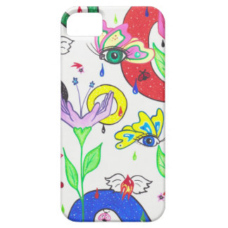 Butterfly's and Firefly's  iPhone Case