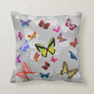 Butterfly's Cushion