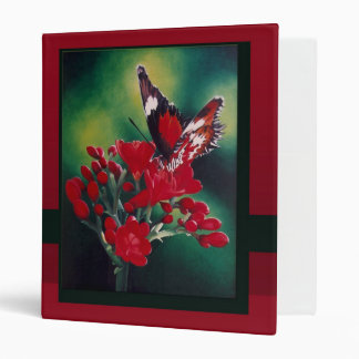 Butterfly's Delight Binder by Teri Rosario