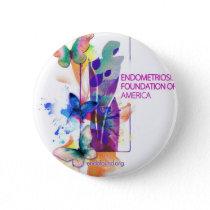 Butterflys Logo Pinback Button