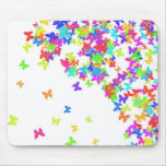 butterflys mouse pads