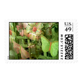 butterfly's postage