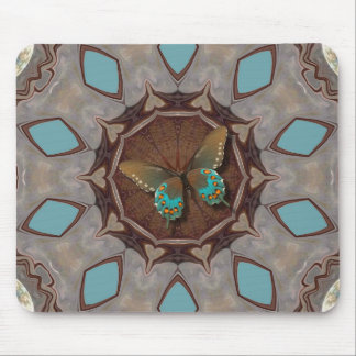 Butterfly's World. Mouse Pad