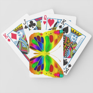 ButterflyWarrior 1 Bicycle Playing Cards