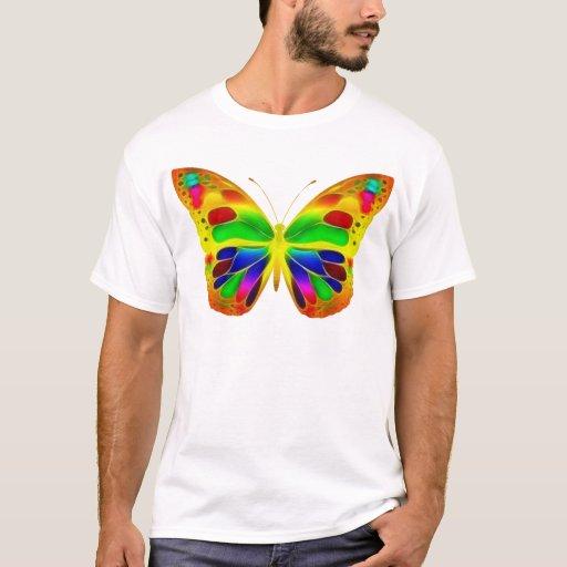 ButterflyWarrior 1 Playera