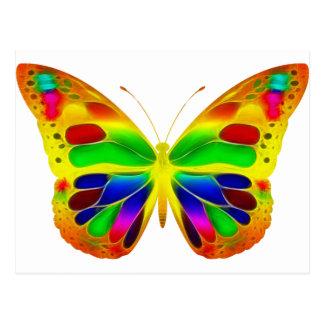 ButterflyWarrior 1 Postcard