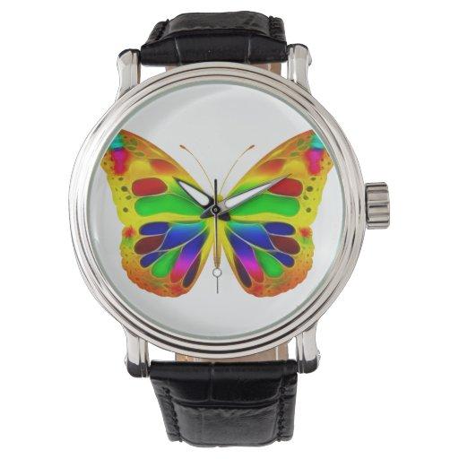 ButterflyWarrior 1 Reloj