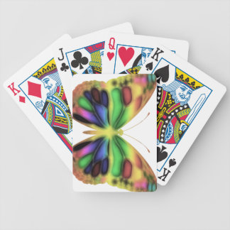 ButterflyWarrior 2 Bicycle Playing Cards