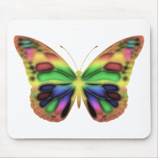 ButterflyWarrior 2 Mouse Pad