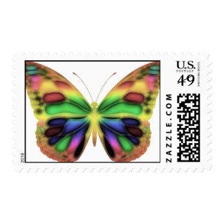 ButterflyWarrior 2 Stamp