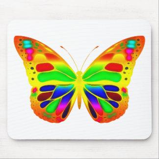 ButterflyWarrior 3 Alfombrillas De Ratones