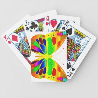 ButterflyWarrior 3 Baraja Cartas De Poker
