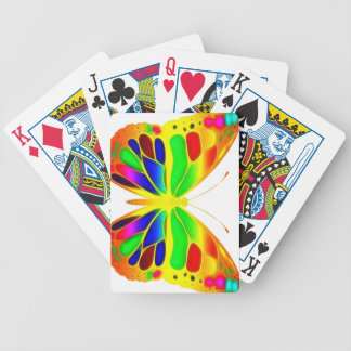 ButterflyWarrior 3 Bicycle Playing Cards
