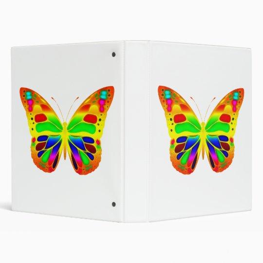 ButterflyWarrior 3 Binder