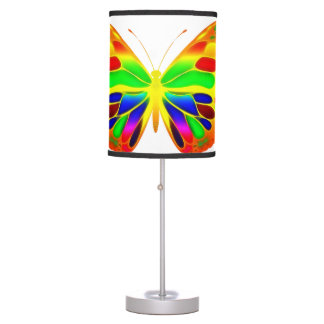 ButterflyWarrior 3 Lámpara De Escritorio