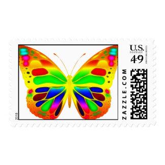 ButterflyWarrior 3 Stamp