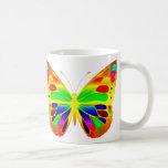 ButterflyWarrior 3 Tazas De Café