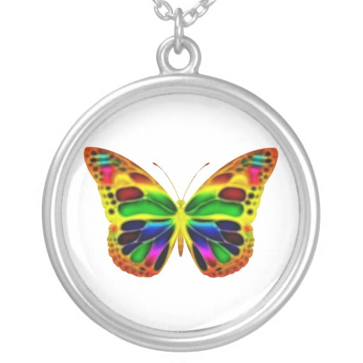 ButterflyWarrior 4 Necklace