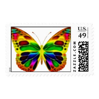 ButterflyWarrior 4 Stamp